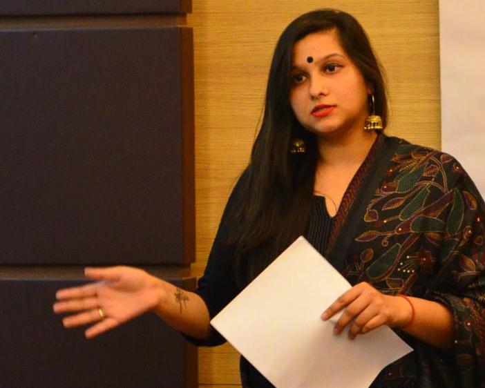 Joshika Saraf