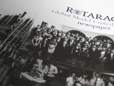 rotaract mun youth conference