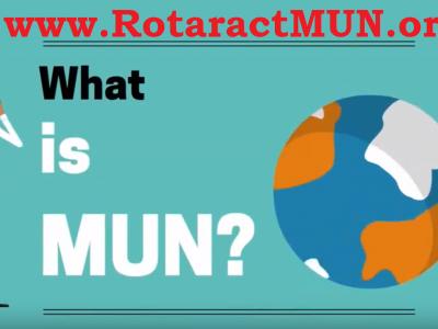 rotaract model united nations